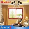 Waterproof Aluminum Sliding Window with Red Color