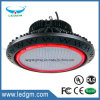 2017 Us Popular Snc 100W150W200W UFO LED High Bay Light UL cUL High Bay LED Fixtures IP65 Mean Well Driver 5 Years Warranty High CRI