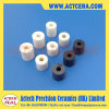 White and Black Zirconia Ceramic Sleeve/Bush Machining