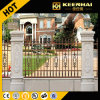 Hot Sale Outdoor Villa Fence Design Aluminum Garden Fencing