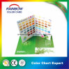 New Style Customized Wall Paper Color Card Brochure