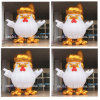 2017 Hot Sale Rooster Mascot/Auspicious Wishful Trump Chicken