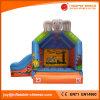 PVC Tarpaulin Inflatable Slide Elephant Bouncer Combo (T3-010)
