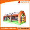 Inflatable Bouncy Obstacle Slide Combo Kids Jumping Bouncer (T3-250)