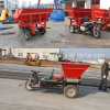 Electric Drived New Cement Feeding Dumper Truck Concrete Materials