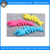 Top Grade Silicone Pet Dog Teether Fish Bone Toy for Dog Teeth Health