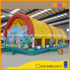 Cartoon Theme Inflatable Tent Fun City for Kids (AQ13170)