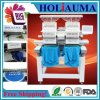 Two Head Computerized/Computer Holiauma Industrial Embroidery Machine Price 2 Heads 9/12/15 Needles Germany Belts Embroidery Machine for Flat Cap T-Shirt Sheen