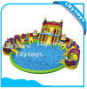 Summer Hot Sale! ! Amusing Inflatable Water Park with Ce