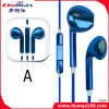 Mobile Phone Earphone with Line Control Mix Colors