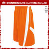 Latest Blank Quick Dry Basketball Shorts Orange (ELTBSI-17)