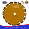 Reinforced Concrete Cutting Blades: 230mm Diamond Laser Welded Saw Blade