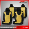 Black and Yellow Mesh Car Seat Cover