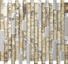 Stainless Steel&Glass Mosaic (AMY169)