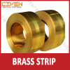 Lead Brass Strip C114