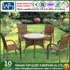 Rattan Wicker Patio Furniture Garden Dining Table Set (TG-568)