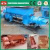 Jzx300 Non Vacuum Clay Brick Extruder Machine with Mixture