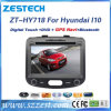 Car GPS Navigation for Hyundai I10 with DVD Player