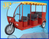 Highly Appreciated Three Wheel Battery Rickshaw