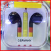 Original Quality for iPhone5 World Cup Earphone with Mic and Remote