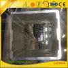 Custom Large 250 *300mm Industrial Aluminium Extrusion Manufacturer