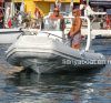 Liya 5.8m Rigid Inflatable Boat Cheap Boat with Motor for Sale