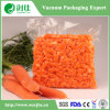 Vegetables Packaging Material Nylon PE Vacuum Pouch