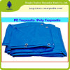 Blue 180GSM Concrete Blankets Insulated Tarp