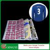 Qingyi Good Quality Heat Transfer Sticker for Sport Wear