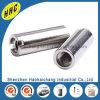 Customized Turning Mild Steel Hollow Threaded Rod
