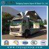 HOWO A7 6X4 Aluminium Alloy Van Truck for Sale