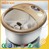 Hot Sale Good Quality Bubble Oxygen Foot Bath Massager Portable Handle