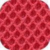 A1681 100% Polyester Black Yarn Warp Knit Sandwich Mesh Linning Fabric