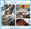 WPC, PVC Profiles, PE WPC Profiles, Outdoor Decking, Fence Profile, Cross Beam Prfoile, Column Profile Extrusion Line
