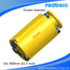 Wholesale Long Serve Life DTH Cluster Hammer for Piling