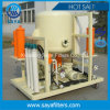 Three Stage Filtration Vacuum Turbine Oil Purifier Machine