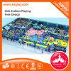 Ocean Design Indoor Naughty Castle Playground Gym Equipment for Sale
