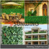 Garden Plastic Artificial Privacy Screen Fence Wall Mat