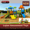 Ce Fashion Children World Outdoor Preschool Playground Slide (X1504-4)