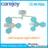 Ce & ISO13485 Approved LED Operation Lamp Surgical Light-Stella