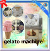 Gelato Machine work with Pasteurizing Machine perfect product