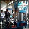 High-Tech Platen Vulcanizing Press Rubber Machine / Automatic Plate Vulcanizing Press