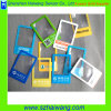 Plastic Material Magnifying Business Cards Pocket Card Magnifier Hw-803