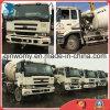 Shanghai 6~8cbm/10~20ton 6*4-LHD-Drive Manual-Hydraulic-Transform Nissan Ud Concrete Mixer Truck