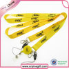 China Fashinable Polyester Lanyard with Badge Holder