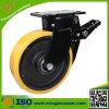Black Bracket Brake Caster Wheels