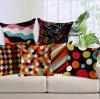 Retro Cushion Printed Cushion Fashion Decorative Cushion (LCL04-390)