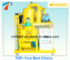 Hi-Automatization Double Stage Vacuum Transformer Oil Filtration Machine