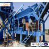 300ton/H Mobile Concrete Mixing Plant for Road Construction