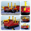 Commercial Pirate Ship Inflatable Jumping Bouncers, Pirate Ship Bouncy Castles Inflatables China, Inflatable Bouncer Slide, Bouncers Inflatable